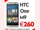 HTC One M9 verkopen? Snel, betrouwbaar en hoge vergoeding