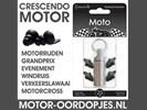 Crescendo Motor Oordopjes - Gehoorbescherming Motorrijden