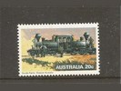 Steam Locomotive, uit Australie