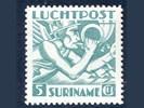 Suriname NVPH LP 18 postfris (scan B)