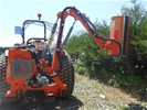 Berm en kant maaier voor tractors vanaf 20 pk