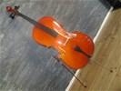 1/4 t/m 4/4 cello's voor starters en gevorderden speelklaar