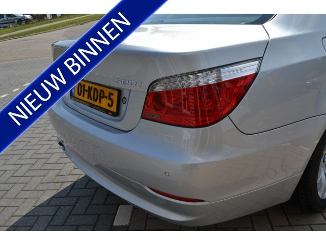 Garage Roos Almere : Bmw 5 serie 520i corporate lease business line edition i