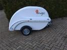 Amigo BAGAGEWAGEN verkoopwagen foodtruck bagagewagen