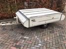 Tago vouwwagen bagagewagen (bj 1979)
