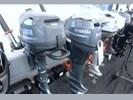 Nieuwe Yamaha's,Suzuki en Mercury!