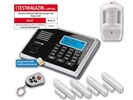 Draadloos alarm systeem met ingebouwde GSM