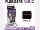 Pluggerz Music Oordopjes | Festival | Concert | Oordoppen