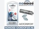 NoNoise Motorsport Oordopjes Windruis Oordoppen