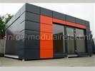 Kantoorunit, Container shop, Verkoopunit, Bureelcontainer