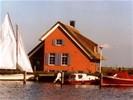 Friesland : Watervilla.
