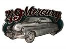 """ Klassieker 49 Mercury "" Buckle / gesp"