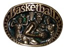 Buckle / gesp Basketbal