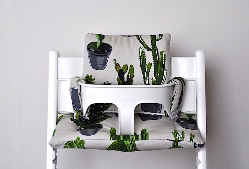Tripp Trapp Kussen : Cactus in pot tripp trapp kussens