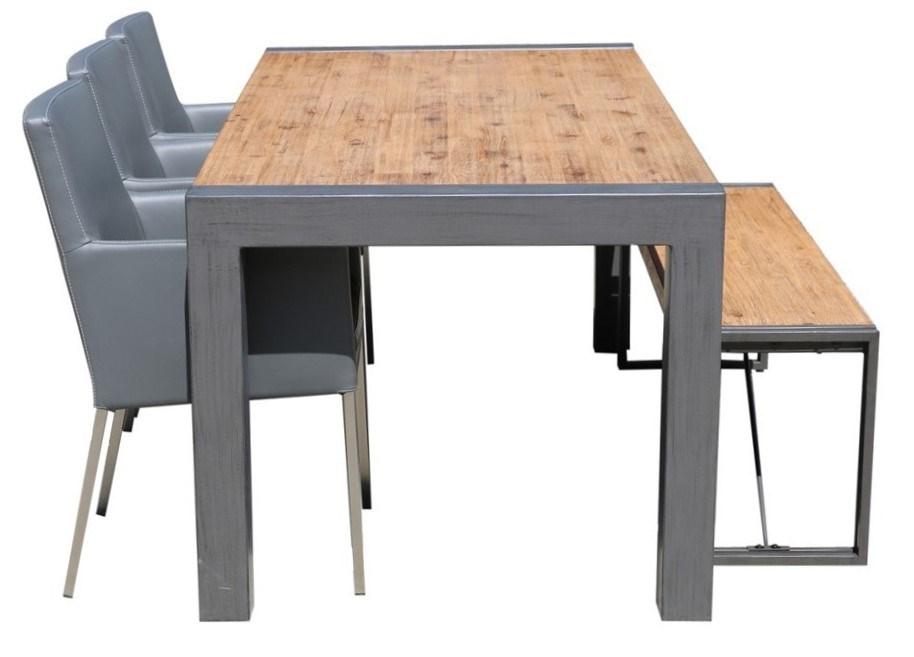 Meubels Nieuw Vennep : Industriële meubels complete woonkamer