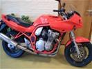 Suzuki GSF 600s (1996)