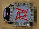 """Music band gesp """" Metallica """""""