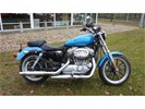 Harley-Davidson Sportster 883 Superlow XL (bj 2011)