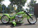 Harley-Davidson Custom Bike Eigenbouw Chopper (bj 2007)