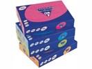 Speciaal schrijfmachine papier in kleur. 500 vel per pak )
