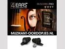 4EARS Oordopjes Muzikant - Oordoppen Muzikanten