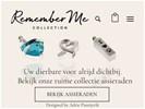 Ashangers , memorials, assieraden,www.rememberme.one