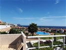 Tenerife Appartement, zeezicht, zwembad Amarilla Golf