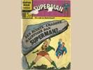 Superman - Een ruimte-amazone... machtiger dan Superman? -