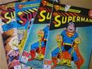 Superman comics adv5214