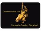 Goudenschatkist. De specialist in 8.9.10.14.18 Krt Sieraden!