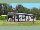 Bungalow 6p park zwembad in de Eifel:diner gratis!
