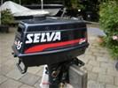 Selva 3,5pk 2takt kortstaart