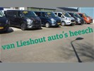 Van Lieshout auto's De Ford Transit specialist ook nieuw