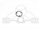 3-pootgasnaaldborgring bing kreidler 10mm/12m 2eh
