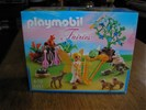 Playmobil fairies 5451 - fee melodie, tussen dieren