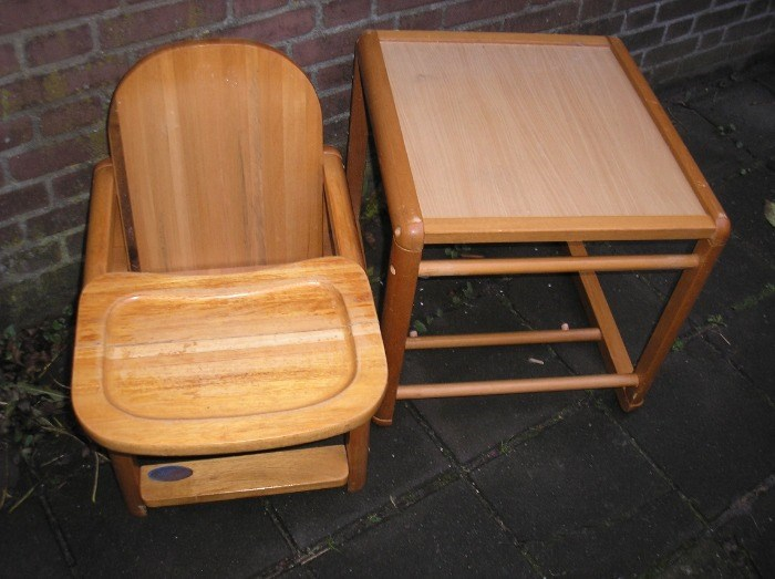 Kinderstoel Tafel Stoel.Kinderstoel 2 Delig Gemakkelijk Tafel En Stoel