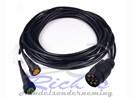 Kabelset 7 polig voor Aspock Multipoint achterlichten