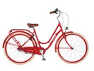 Swing damesfiets 28 inch rood