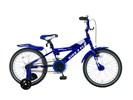 Bike 2 Fly 18 inch Jongensfiets blauw