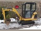 2003 Caterpillar 301.5 Minigrave