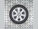 Zeer mooie Audi A1 - 7 spaaks Dynamik Design velgen met