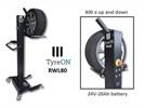 RWL80 mobiele oplaadbare wiellift
