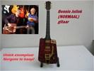 Mini gitaar Bennie Jolink - Normaal -