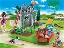 Playmobil Country 70010 SuperSet Familietuin