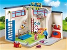 Playmobil City Life 9454 Sportlokaal