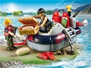 Playmobil Action 9435 Hovercraft met onderwatermotor