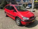 Opel Zafira 1.8-16V Elegance Auto is verkocht verkocht