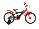 Bike 2 Fly 16 inch jongensfiets rood