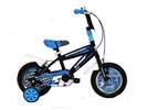 Umit SuperBomber 12 inch jongensfiets blauw