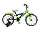Bike 2 Fly 18 inch Jongensfiets groen